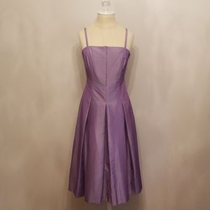 Express ~ Lavender Spaghetti Strap Formal Dress